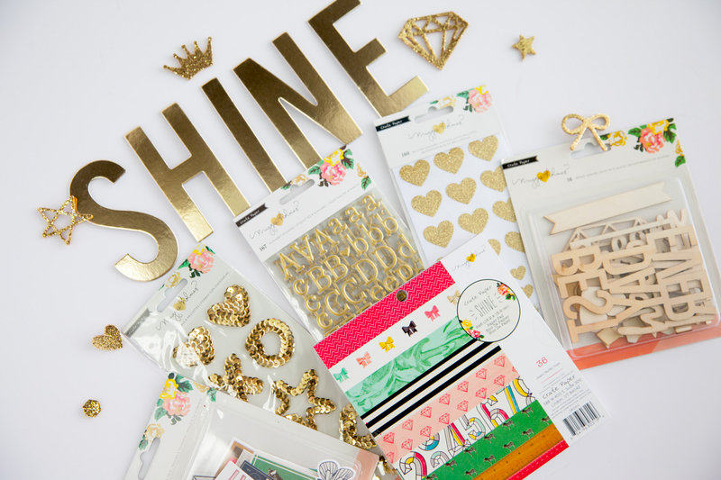 Maggie Holmes Shine Collection