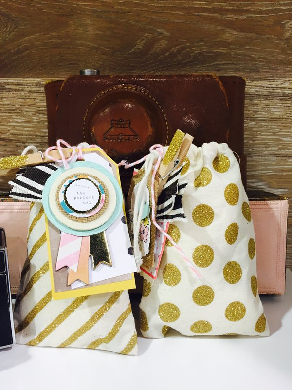 NEW CHA Winter 2015 Crate Paper Craft Market Collection
