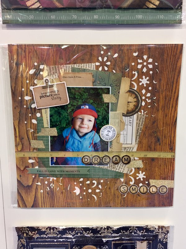 Kaisercraft Story Book Collection CHA Winter 2016