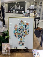 Spellbinders Art Deco and D-Lites Collections - CHA Winter 2016