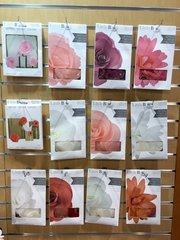 Little B Paper Flowers CHA Winter 2016