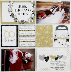 Wedding Themed Layout