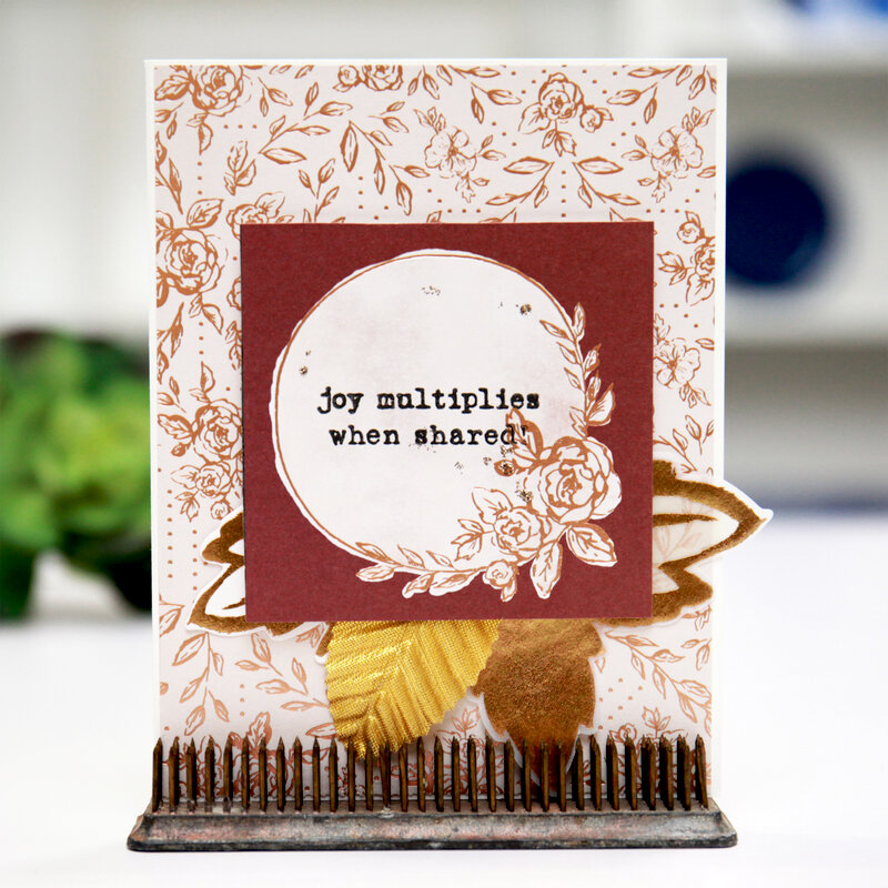 Happy Little Sentiments Stamp Set
