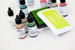 Umbrella Crafts Inks Pads and Reinkers