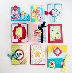 Stephanie Barnard dies -> cards!