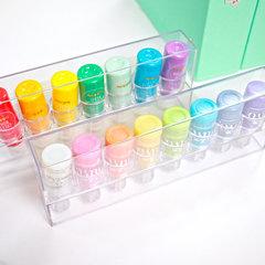 ColorCase - Beautiful Storage for 1oz or .5oz