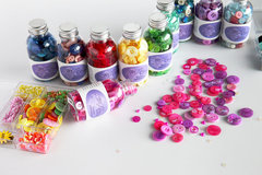 Buttons Galore - 28 Lilac Lane Decorative Embellishments