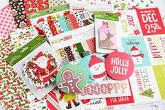 Holly Jolly Collection by Pebbles
