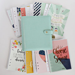 Robin's Egg A5 Planner Boxed Set - Simple Stories