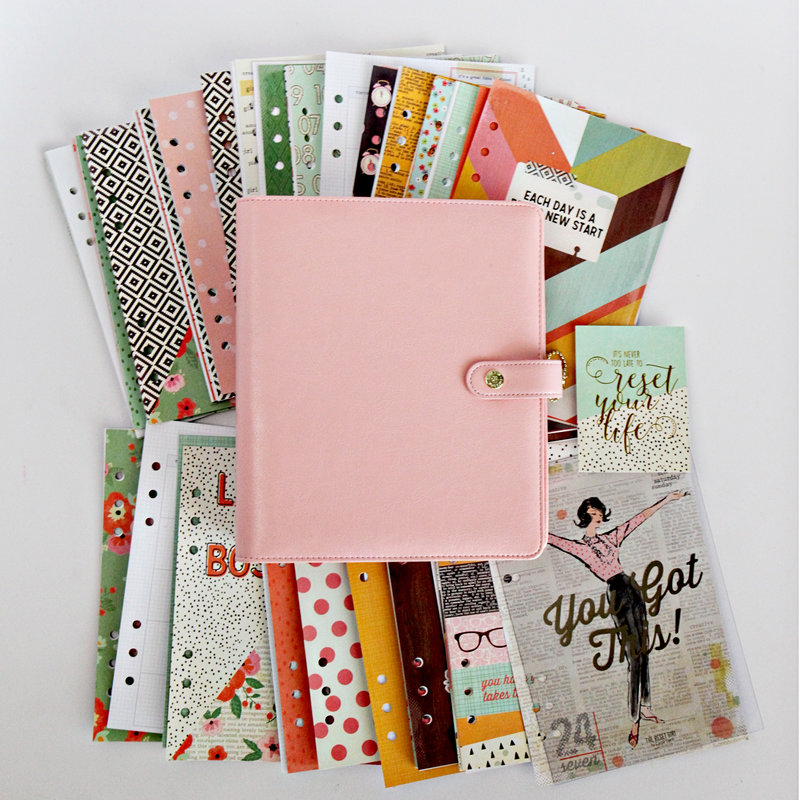 The Reset Girl A5 Planner - Boxed Set from Simple Stories
