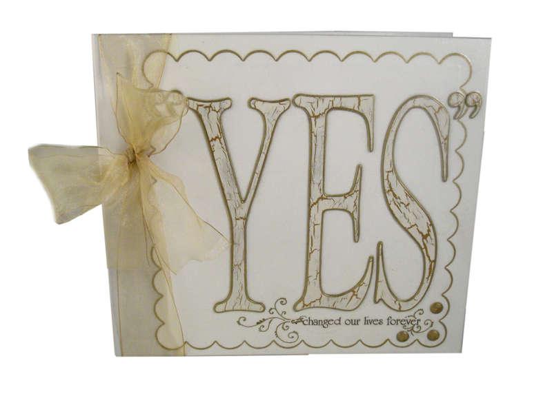 """Yes"" Wedding Album"