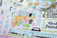 Doodlebug Kitten Smitten Collection