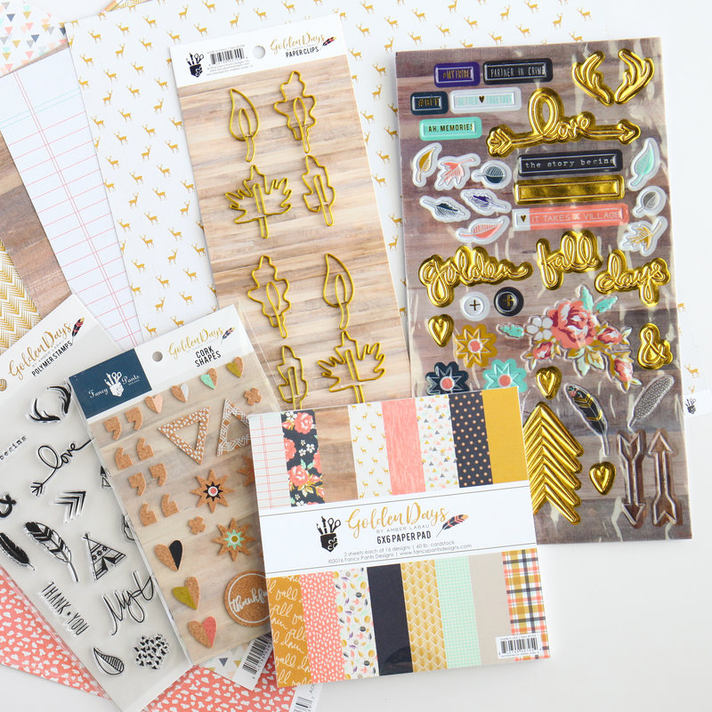 Fancy Pants Golden Days Collection