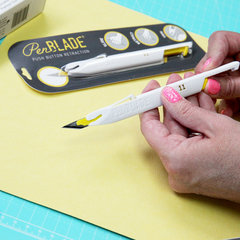 Retractable NEW PenBlade Craft and Hobby Knife!