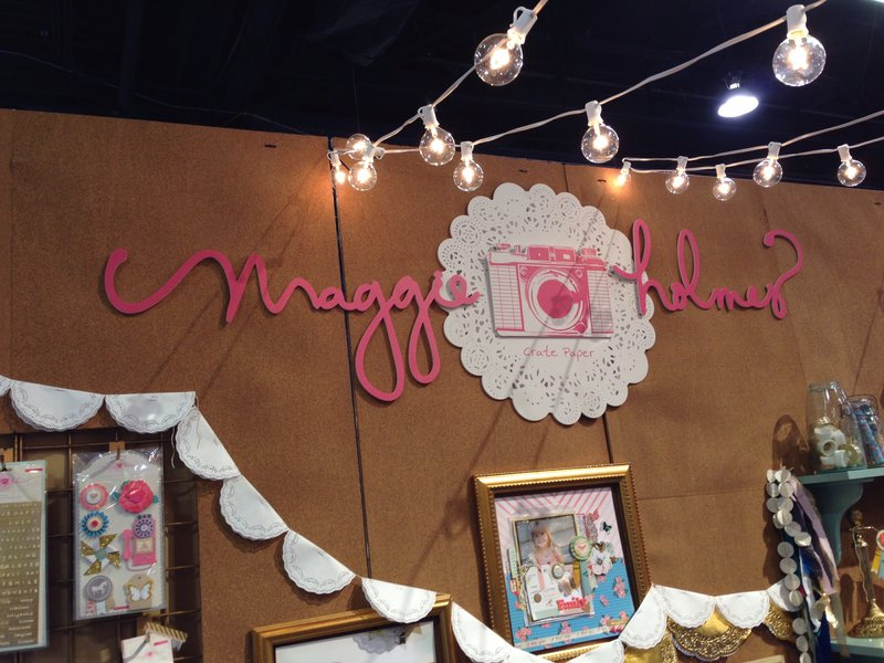 American Crafts Maggie Holmes Styleboard Collection NEW CHA Winter 2014