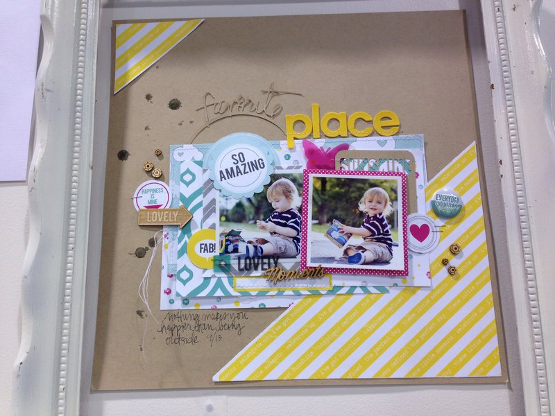 Chic Tags Project Sample NEW CHA Winter 2014