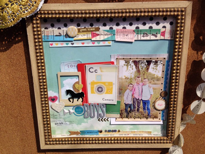 American Crafts Maggie Holmes Sample Projects NEW CHA Winter 2014