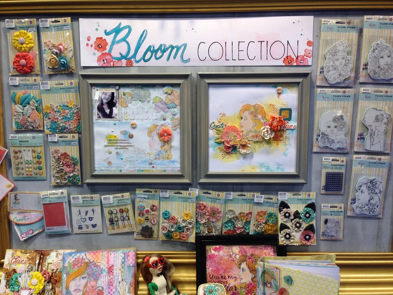 Prima Bloom Collection NEW CHA Winter 2014