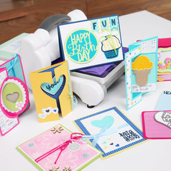 Budget-Friendly Cards - FREE CLASS - with Stephanie Barnard