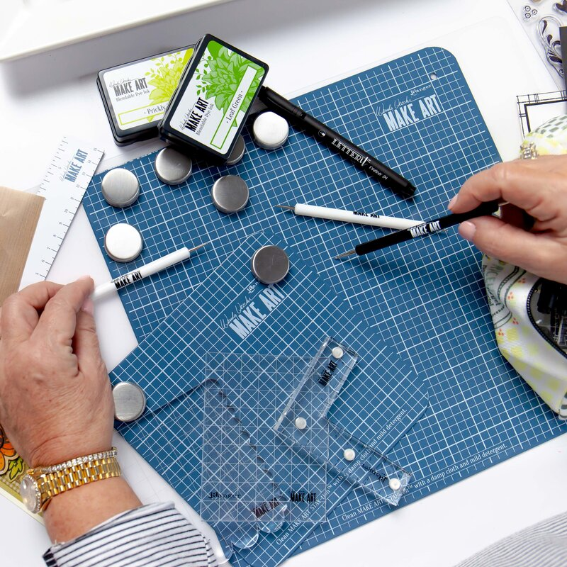 Game Changing Tips for Crafters with Wendy Vecchi | a Class Exclusively for Scrapbook.com