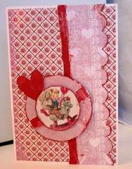 For My Sweetie Card
