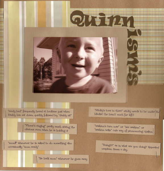 Quinnism's