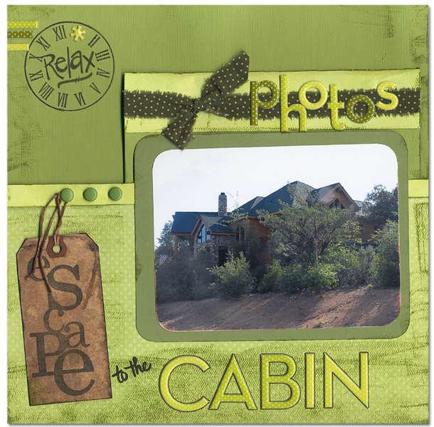 Escape to the Cabin