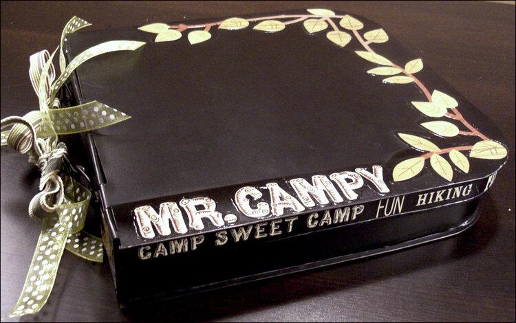Mr. Campy Tin Album