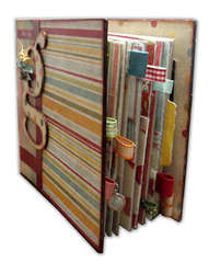 Grandparent Brag Book Ribbon Tabs