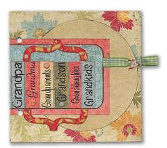 Grandparent Brag Book - Title Page
