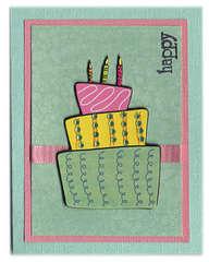 Happy Birthday August - Peridot
