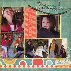 The Carousel @ Seaport Village