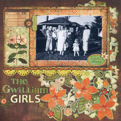 The Gwilliam Girls