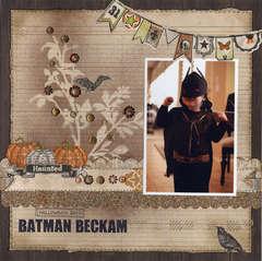 Batman Beckam