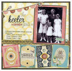 The Keeler Girls