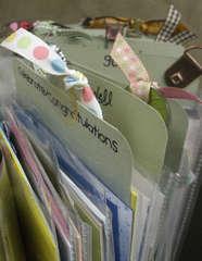Card Idea Carousel Divider Tabs