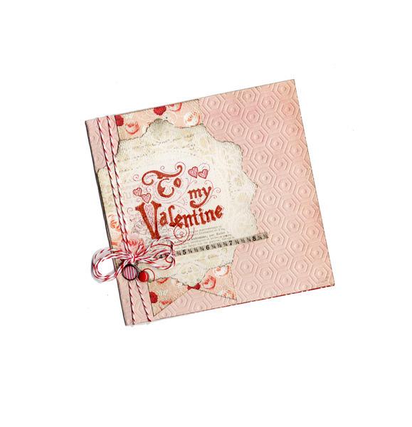 """To My Valentine"" Card"