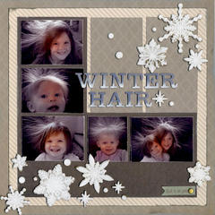 Winter Hair