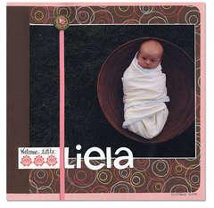 welcome Little Liela