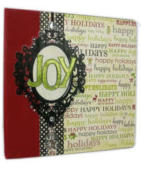 New Holiday Organizer