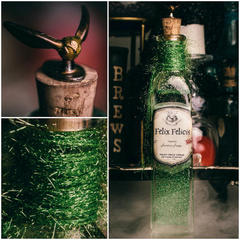 DIY Harry Potter Potions for Halloween: Felix Green