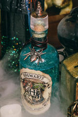 DIY Harry Potter Potions for Halloween: Hogwarts Potion