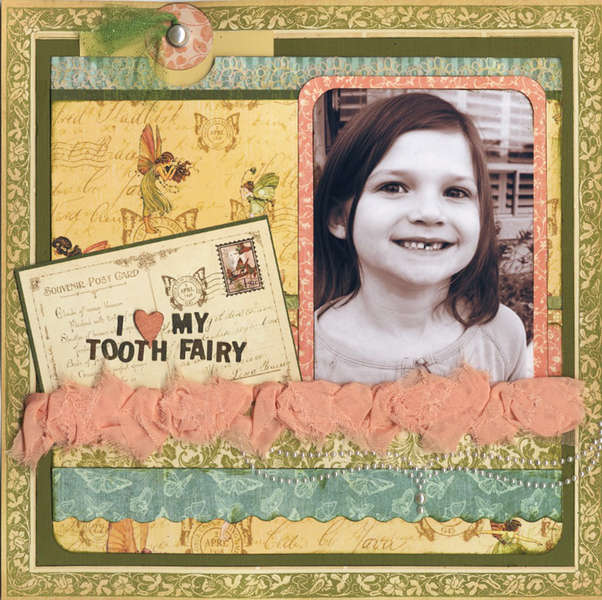 I LOVE My Tooth Fairy!