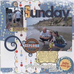 California Trip 2009 - Sunday
