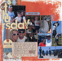 California Trip 2009 - Thursday