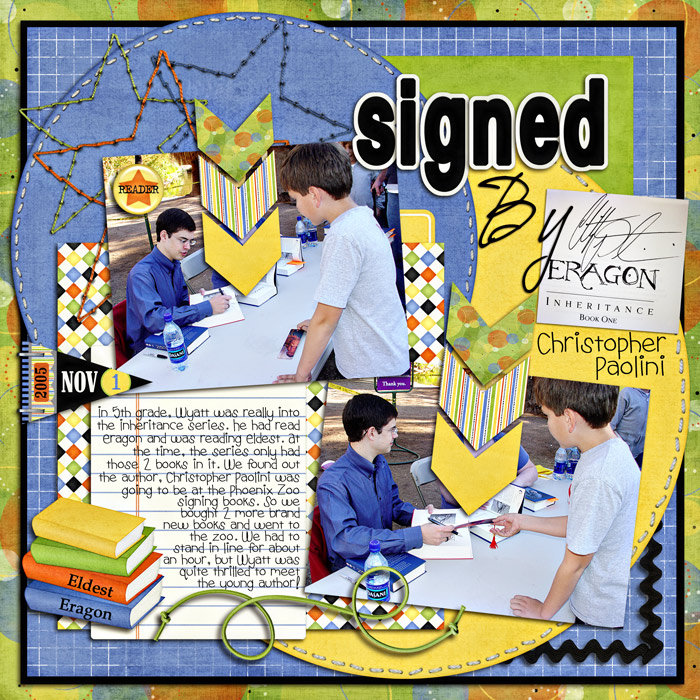 Signed by
