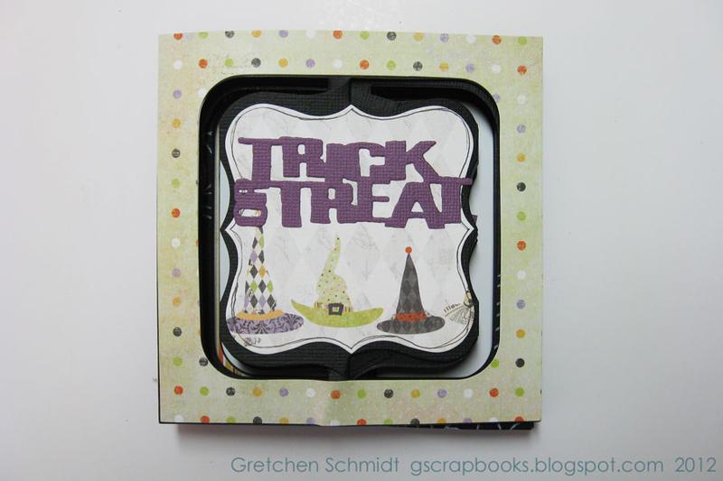 Trick or Treat Accordion Album (closed)