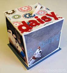 Daisy (open) *Sizzix Bigz XL Twist Cube Die*