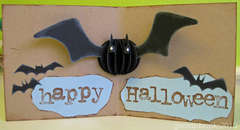 happy Halloween card - inside (pop-up)