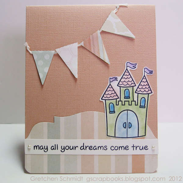 may all your dreams come true card